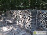Bükk/Gyertyán méteres sarangolt tűzifa rakodón